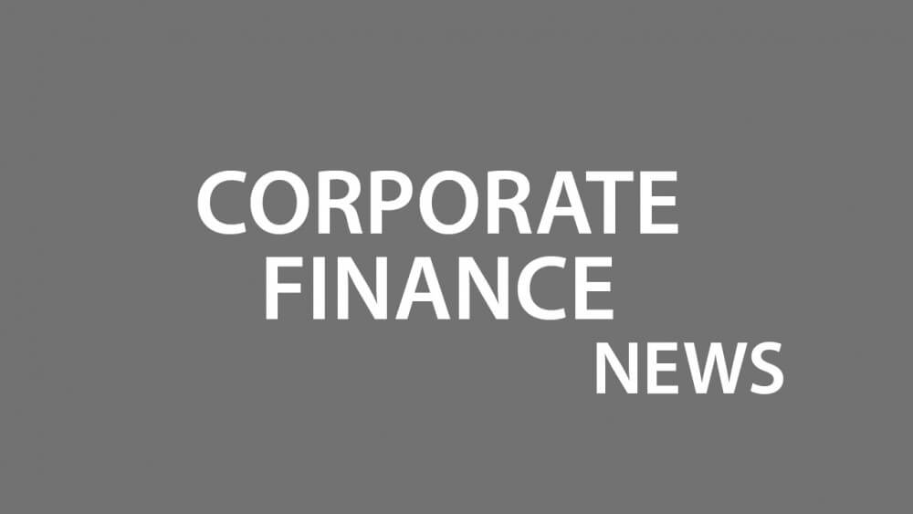 Corporate Finance News